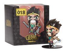 Draven Figure - Authentic League of Legends - Riot Games Merchandise LOL