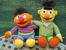 Ernie & Bert singen und sprechen miteinander 2000 Mattel !!!