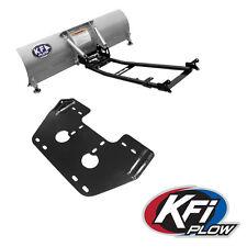 "KFI ATV 54"" Snow Plow Kit with Mount 2005-2015 Kawasaki 750 Brute Force 4x4"