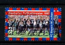 Germany 1997 SG#2820 Bayern Munchens Victory Football Used #A25098