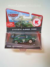 Disney Pixar Cars 2 Nigel Gearsley Synthetic Rubber Tires Mattel 1 55 Maclama