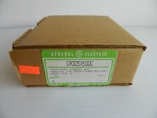 GE CR305X500C Auxiliary Aux Contact 1 N.O. 1 N.C. Nema Size 5