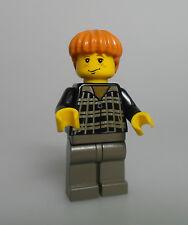 LEGO® Harry Potter Figur Ron Weasley mit schwarzer Jacke aus 4727 hp032 / 12