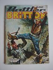 BATTLER BRITTON N°165 - EDITION IMPERIA - 1966 - PETIT FORMAT - BANDES DESSINEES