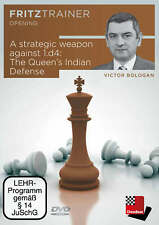 A Strategic Weapon Against 1. d4 - The Queen's Indian Defense - Victor Bologan C