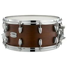 Yamaha Tour Custom Snare Drum 14x6.5 Chocolate Satin