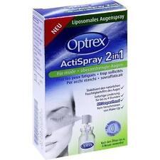 OPTREX ActiSpray 2in1 f.müde+überanstrengte Augen 10 ml PZN 10822223