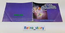 Nintendo NES Star Soldier Notice / Instruction Manual - NTSC