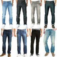 Nudie Herren Slim Straight Fit Jeans Hose - Slim Jim - B-Ware - Kleine Mängel