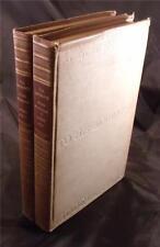 T E LAWRENCE TO HIS BIOGRAPHER 2 vol. SIGNED Robert Graves/Liddell Hart 1938 COA