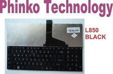 Keyboard for Toshiba Satellite L850 L850D C850 C850D With Black Frame