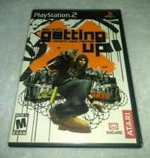 Marc Ecko's Getting Up: Contents Under Pressure Sony PlayStation 2 2006 Complete