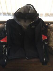 daiwa airity Wind Stopper Jacket