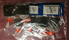 Howid Hand Mounts (320 approx) - Black - Assorted Sizes - New - FREE POSTAGE**