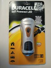 LED Flashlight AND Phone Charger DURACELL BRAND NEW $20 FREE SHIPPING
