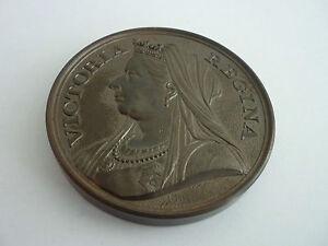 Queen Victoria Jubilee Medallion 60 Yrs Reign