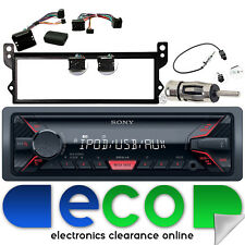 BMW Mini 2001-2006 SONY MP3 USB Aux Ipod Car Radio Steering Interface Kit