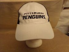 Pittsburgh Penguins Hockey Baseball Cap Hat Snapback Labatts Blue Light