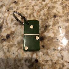 Domino Key Ring