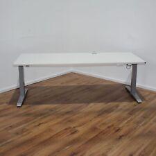 Neurath Schreibtisch Chefschreibtisch mit Frontblende 200 x 90 cm König