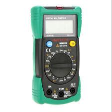 MASTECH MS8233B Palm Size Digital Multimeters AC/DC DC Current Resistance Tester