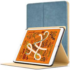 Apple iPad Mini 5 Case Cover Stand - Sky Blue + Stylus Screen Protector