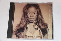 PROMO - Shanice – Somewhere 1994 CD Single 7 Tracks Edits & Mixes 374631163-2