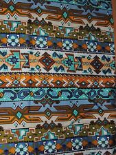 "5th AVENUE DESIGN FABRIC AZTEC 48"" X 1 YD COVGARD PROTECTED"