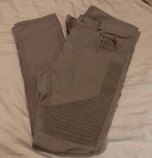 PACSUN Bullhead Denim Stacked Skinny Jeans Moto Size 32