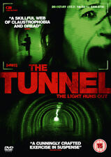 The Tunnel DVD (2012) Bel Deliá ***NEW***
