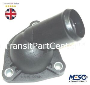 THERMOSTAT WATER OUTLET CONNECTION FITS FORD MONDEO S-MAX GALAXY 1.8 D