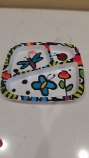Zak Designs Kids Divided Plate Toddlers