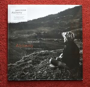 David Sylvian Alchemy An Index Of Possibilities Vinyl 2019 (New & Sealed)