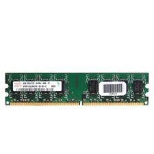 Hynix 2048DDR25300-SAM 2GB DDR2 RAM 667MHz PC2-5300 240-Pin DIMM