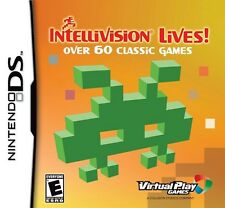 Intellivision Lives NDS New Nintendo DS, Nintendo DS