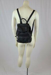 "Vintage FOSSIL ""1954"" CLASSIC Genuine Leather Backpack Handbag Purse Style75082"