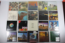 PINK FLOYD ~JAPAN MINI LP CD COMPLETE DISCOGRAPHY- 20 ALBUMS ~ ORIGINAL, RARE