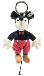 Steiff Disney & Swarovski Mickey Mouse Keyring limited edition - 355646 - BNIB