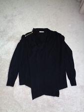 Jacke schwarz, Größe L/XL, Porta Fortuna, Weste, Cardigan, Damencardigan, schwar