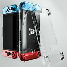 For Nintendo Switch Console Game Clear Shockproof Hard Protective Case Cover