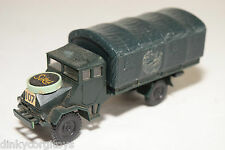 SIKU PLASTIC V95 V 95 FORD MILITAR LKW ARMY TRUCK EXCELLENT CONDITION