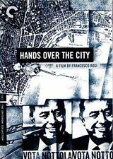 Hands Over The City 0037429187524 With Terenzio Cordova DVD Region 1