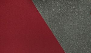 """Automotive Headliner Fabric Auto 3/16"""" Foam Backing 60"""" Wide 12 Colors Available"""