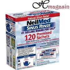 Neilmed sinus rinse saline nasal 120 sachets