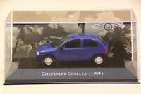 1:43 Altaya Chevrolet Corsa 1.0 1994 Car Diecast Models Metal Auto Collection