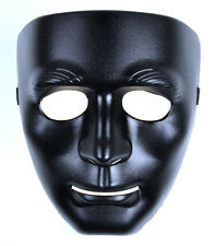 Retro Venetian Face Mask Masquerade Costume Crew Hip-Hop Dance Party Ball Mask