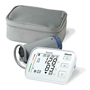 Beurer BM57 Upper Arm Blood Pressure Monitor - Bluetooth Connect and XL Display