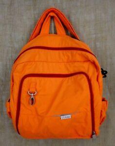 Diaper Shoulder Bag Multi-Function Bag GittaBags Orange