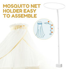 Mosquito Net Holder Baby Bed Cot Netting Canopy Drape Stand Crib Accessories AU