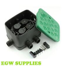 Antelco EZY valve boîte diffuseurs électrovanne, système d'irrigation facile